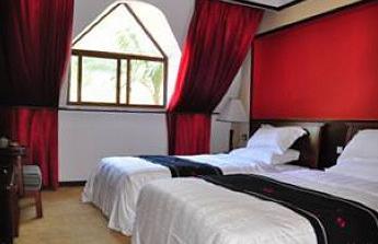 腾冲美女池酒店位于aaaa级重点