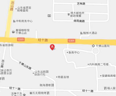汉庭快捷酒店(济南山大北路店)