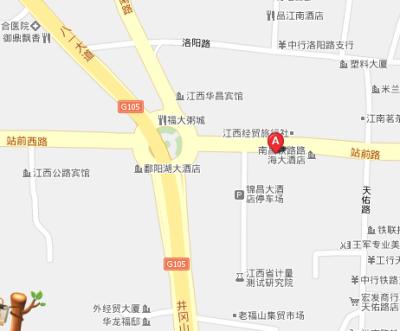 机场公交1路(昌北机场站-火车站)