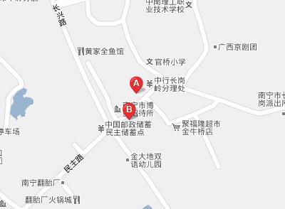 2公里 乘车线路: 长堽民主路口-公交车站 途径公交车:7路;27路