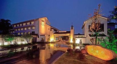 苏州南园宾馆图片